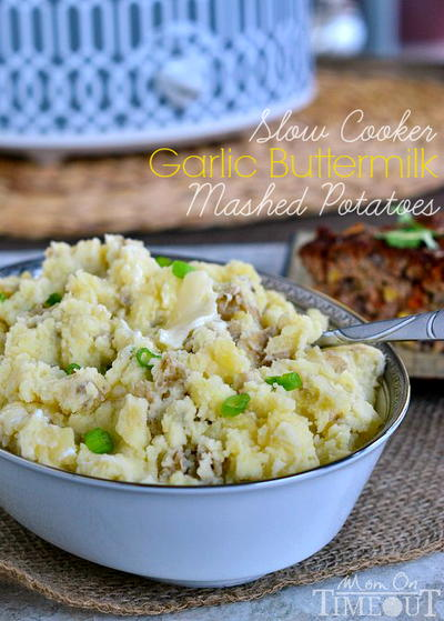 buttermilk mashed potatoes easy cooker garlic buttermilk mashed potatoes 31750