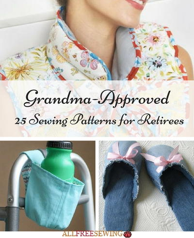 Sewing Patterns for Retirees