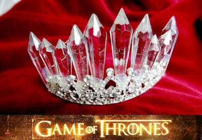 Game of Thrones Inspired Crystal Crown