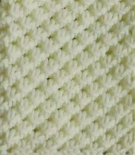 Morning Star Knit Baby Blanket