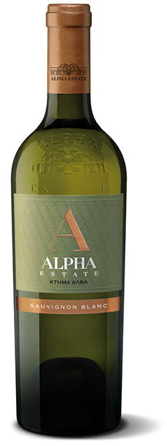 Alpha Estate Sauvignon Blanc 2015