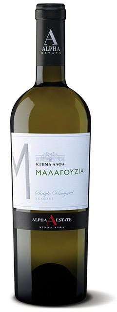 Alpha Estate Turtles Vineyard Malagouzia 2015