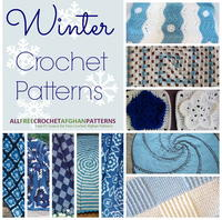 26 Winter Crochet Patterns