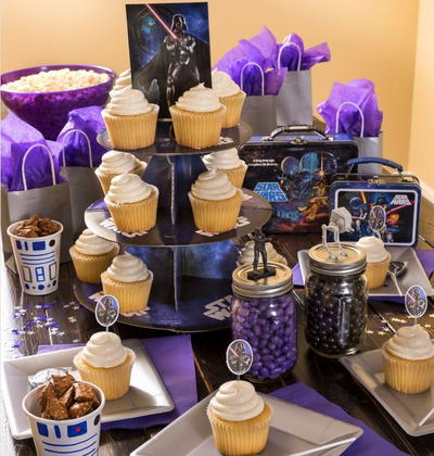 Star Wars Themed Free Printable Party Pack
