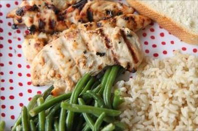 Cracker Barrel Copycat Grilled Chicken Tenders