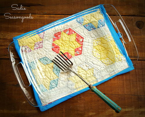 Amish Vintage DIY Hot Pad