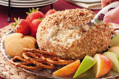 Butterscotch Cheese Ball