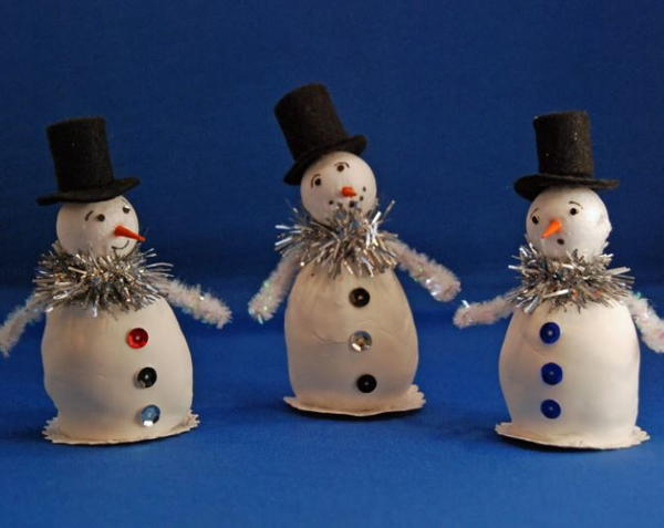 2012 S Easy Crafts For Christmas 100 Christmas Crafts For