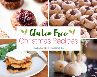 102 Gluten Free Christmas Recipes