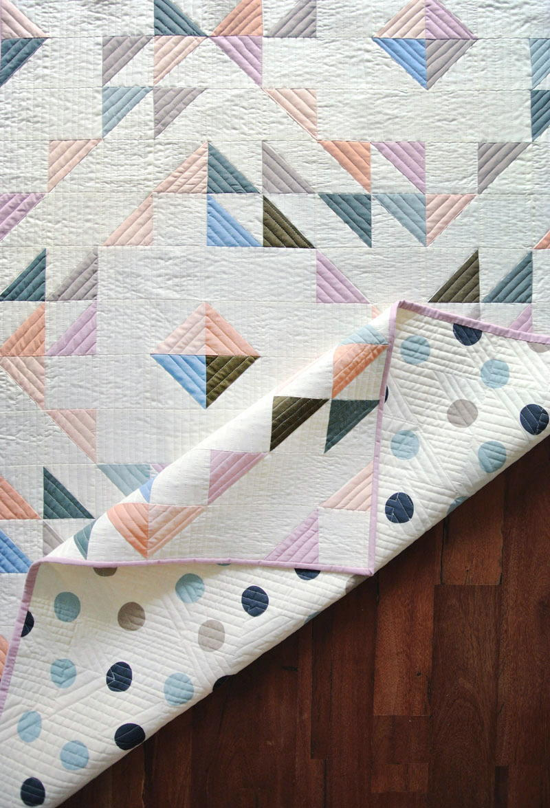 Indian Summer Baby Quilt Favequilts Com