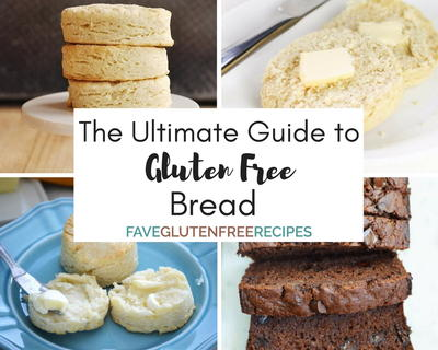 The Ultimate Guide to Gluten Free Bread Recipes