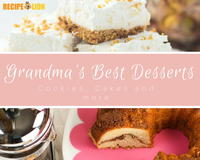 15 of Grandma's Best Dessert Recipes