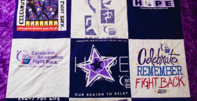 Recycled T-Shirt Quilt Pattern