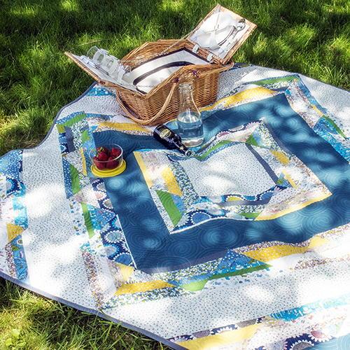 Secret Garden Quilt Pattern Favequilts Com