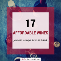 17 Affordable Wines You Can Always Have On Hand