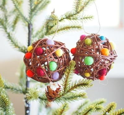 Golly Gumdrop Ball Ornaments