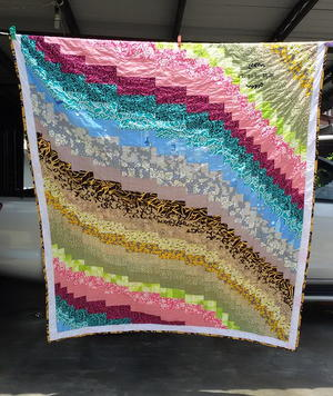Elegant and Easy Bargello