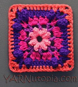 Cornershop Bliss Granny Square