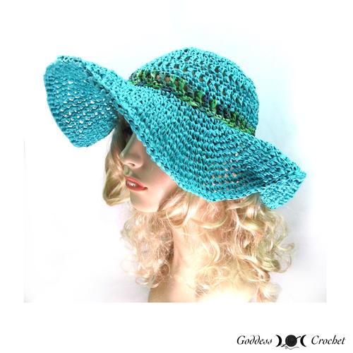 Raffia Wide Brim Hat  4f3354f8a334