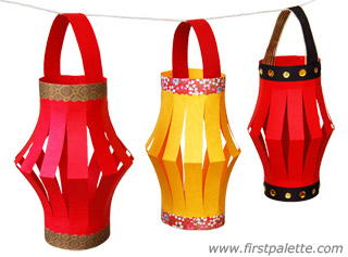 Easy and Fun Chinese DIY Lanterns
