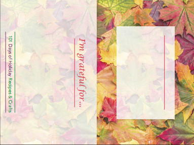 Exclusive Printable Thanksgiving Place Cards