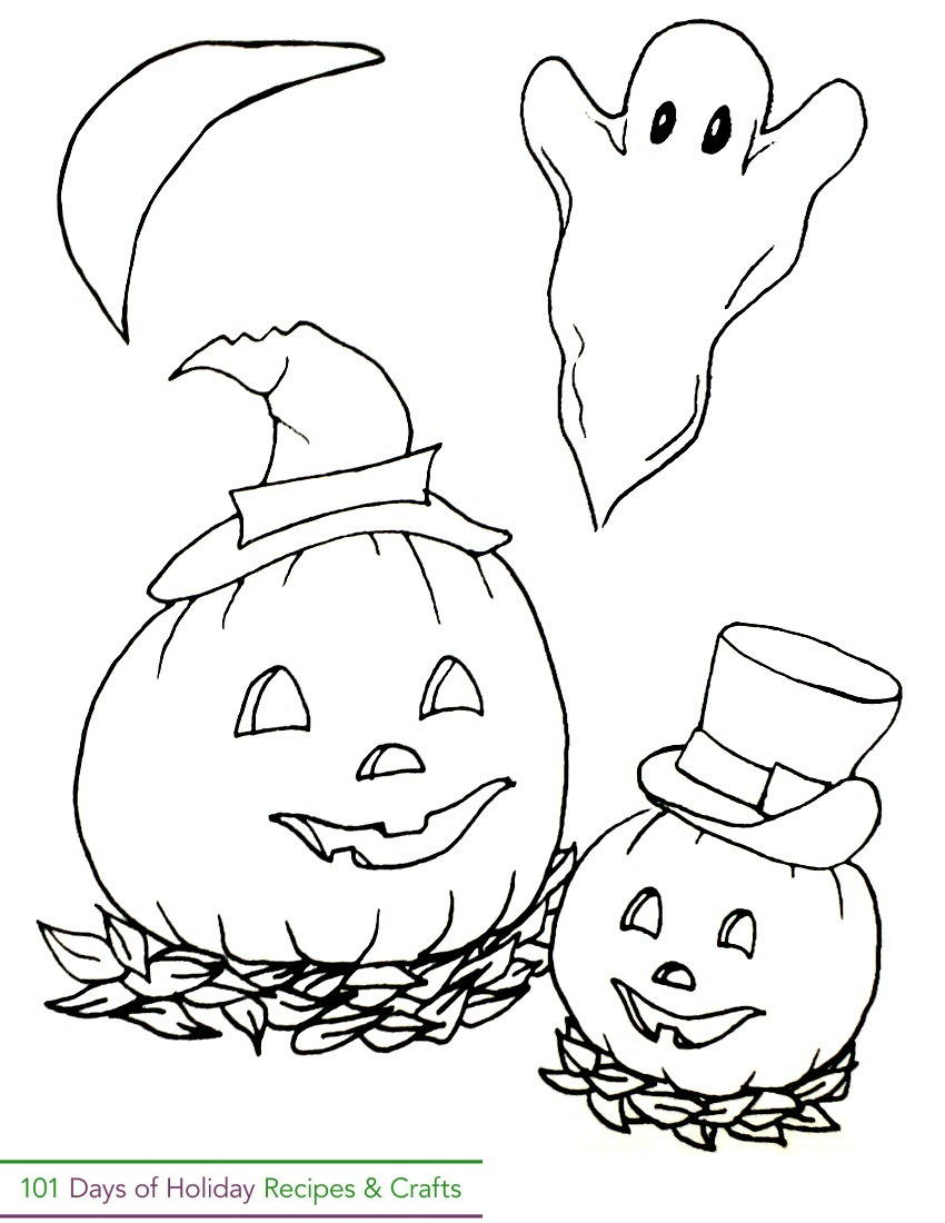 jumbo halloween coloring pages - photo#40