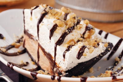 Easy Mississippi Mud Pie