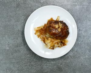 Mom's Famous Salisbury Steak Casserole