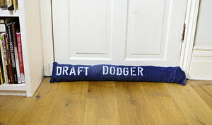 Fun Denim Draught Excluders