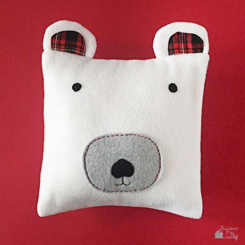 Pillow Polar Bear Craft