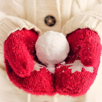 Have A White Christmas With 21 Snow Craft Projects