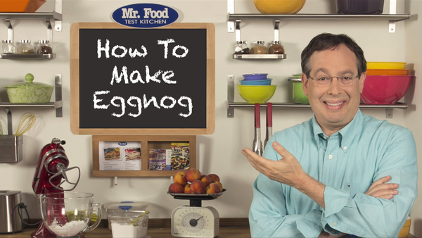 How to Make Eggnog