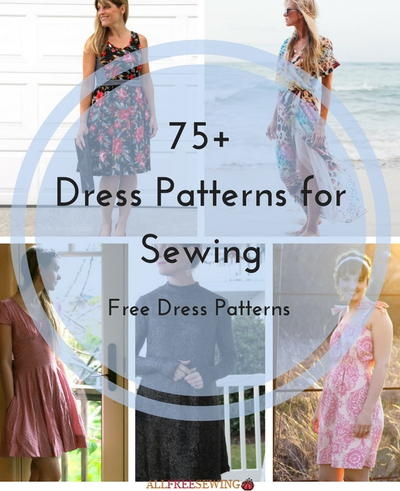 300  Free Sewing Patterns for Women | AllFreeSewing.com