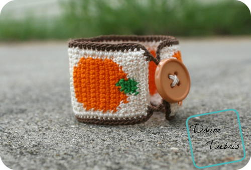 The Pumpkin Bracelet