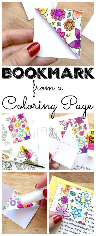 Make Your Own Bookmarks