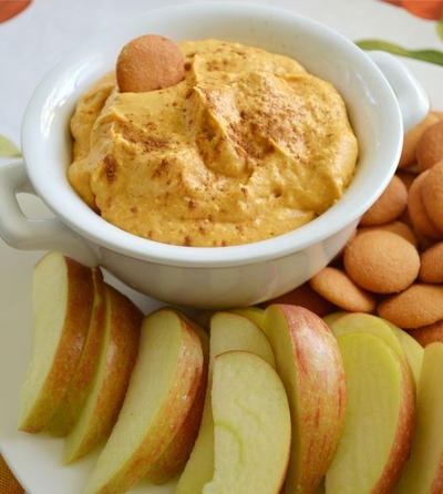 Cream Cheese Pumpkin Dip