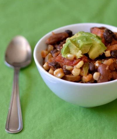 Perfect Vegetarian Chili