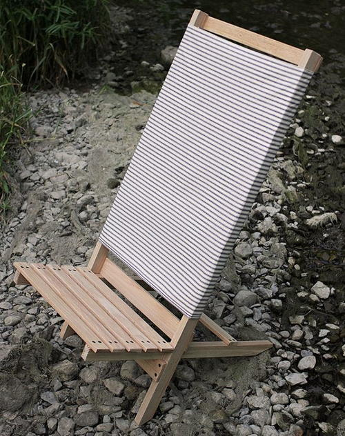 DIY Lightweight Camping Chair