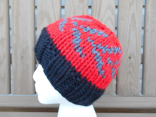 Licorice Twist Hat
