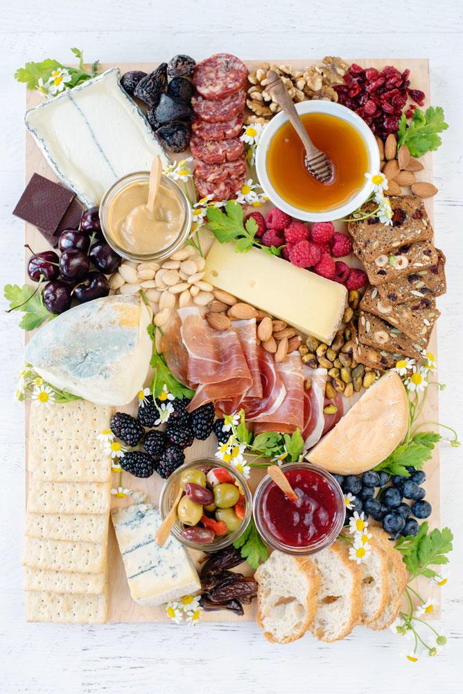 Cheese Amp Charcuterie Platter Recipelion Com