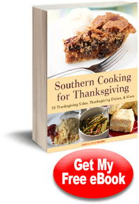 Southern Cooking for Thanksgiving