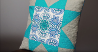 Quilted DIY Pillow