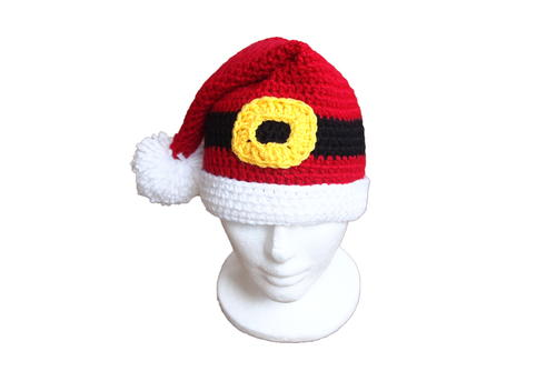 Santas Favorite Crochet Hat