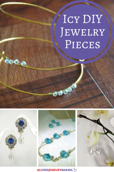 Winter Wonderland: 27 Icy DIY Jewelry Patterns