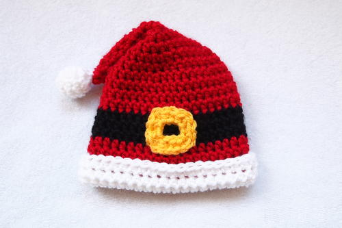 33f4520c08d Santa s Favorite Preemie Crochet Hat