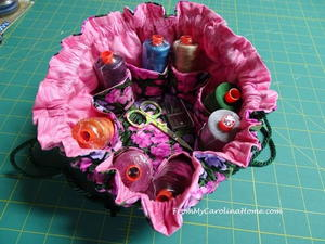 Sewing Kit or Jewelry Bag Tutorial