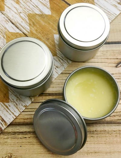 Easy Peppermint Lip Balm Recipe