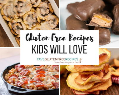 Gluten Free Recipes Kids Will Love