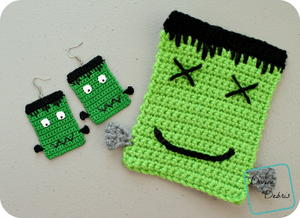 Frankenstein Crochet Pattern