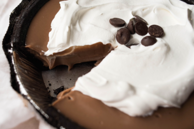 Three Cheers for Chocolate Cream Pie